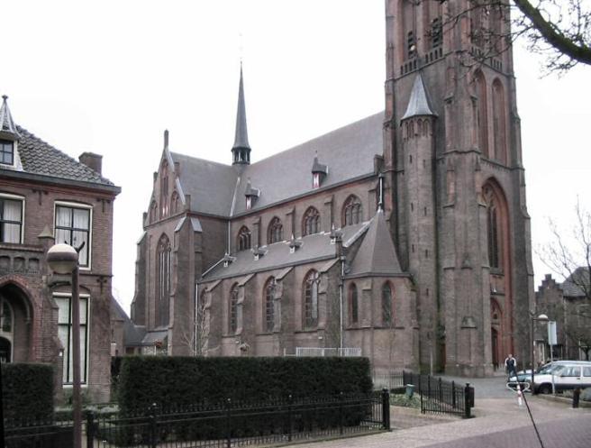 kerk emmastraat velp